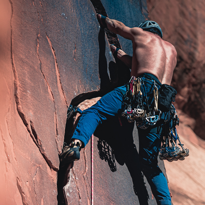Mental Health and Training for Advanced Climbers