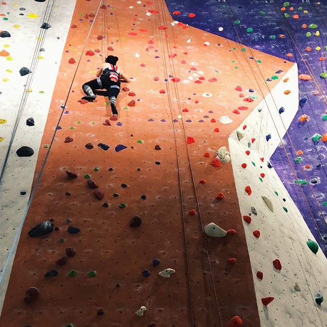 Self Assessment & Goal Setting for Beginning Climbers